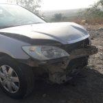 קונה רכבים לפירוק לאחר תאונה חזיתית