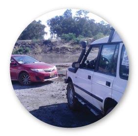 תיקון רכבים בדרכים