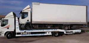 משאיות לפירוק בהוד השרון