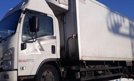 משאית לפירוק בבני ברק